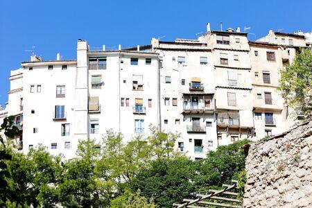 cuenca: hanging houses, Cuenca, Castile-La Mancha, Spain
