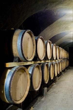 cary: Chateau de Cary Potet (wine cellar), Buxy, Burgundy, France