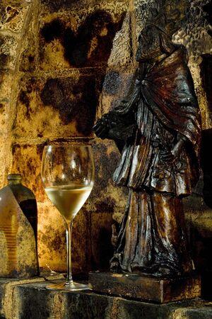 znojemsko: Hort Winery, Znojmo - Dobsice, Czech Republic Stock Photo