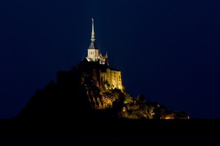 friaries: Mont-Saint-Michel, Normandy, France