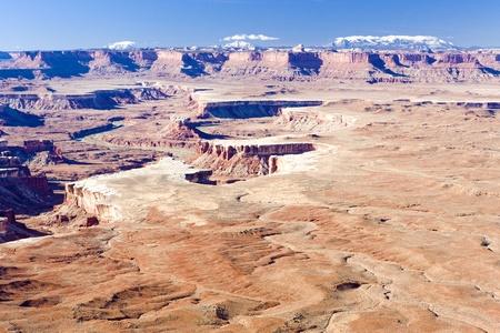 canyonlands national park: Green River, Canyonlands National Park, Utah, USA