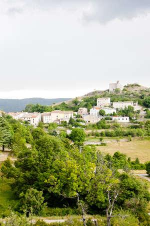 Comps sur Artuby, Provence, France Stock Photo - 13524396