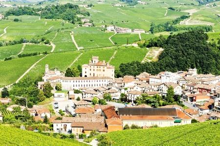 piedmont: Barolo, Piedmont, Italy