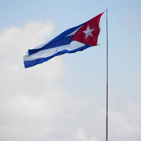 ilustrations: flag of Cuba