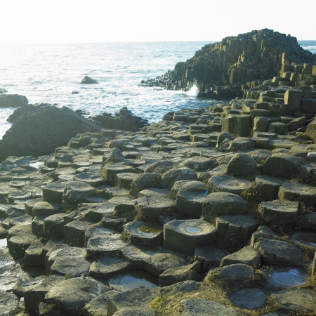 Giants Causeway, County Antrim, Northern Ireland photo