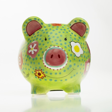 ilustrations: piggy bank