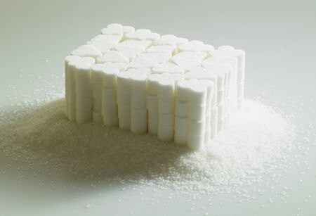 sugar still life photo