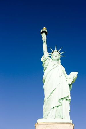 Statue of Liberty National Monument, New York, USA photo