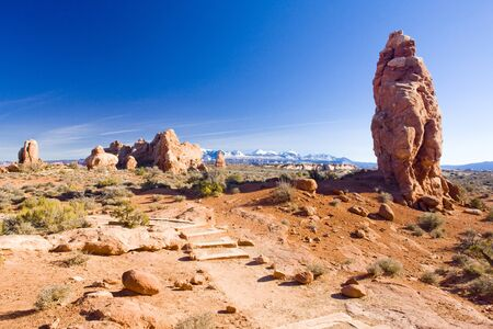 np: Arches National Park, Utah, USA