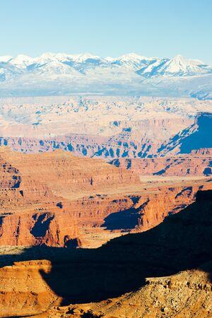 the silence of the world: Canyonlands National Park, Utah, USA