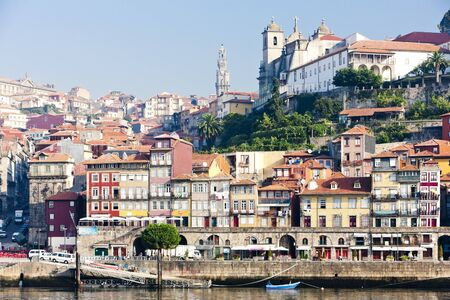 baixa: Porto, Portugal Stock Photo