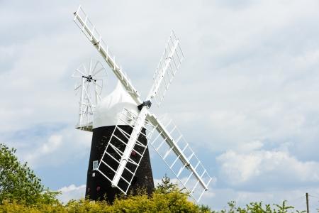 Stretham Windmill, East Anglia, England