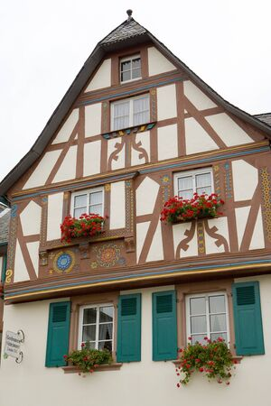 moseltal: Kr�v, Rheinland Pfalz, Germany
