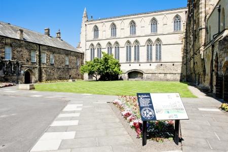 Hexham Abbey, Northumberland, England