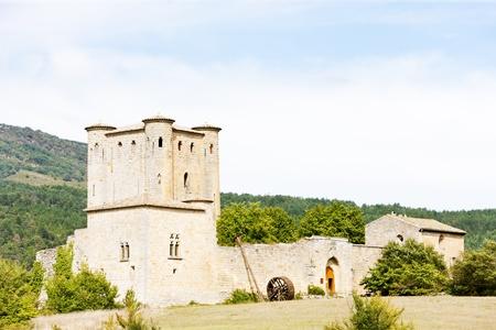 donjon: Arques Castle, Languedoc-Roussillon, France