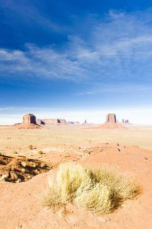 Monument Valley National Park, Utah-Arizona, USA Stock Photo - 16771957