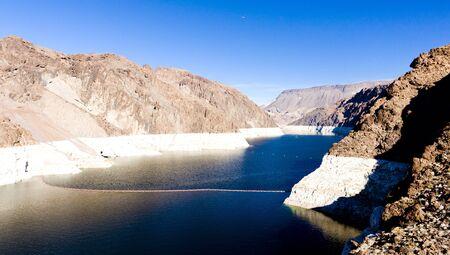 Hoover Dam, Arizona-Nevada, USA Stock Photo - 16770071