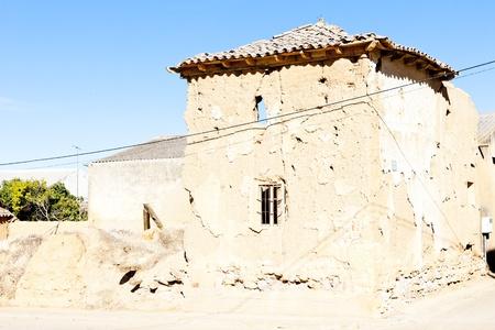 palencia province: Belmonte de Campos, Castile and Leon, Spain