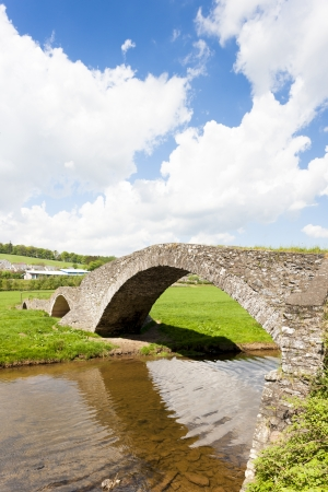 bridge near Stow, Scottish Borders, Scotland Stock Photo - 16771921