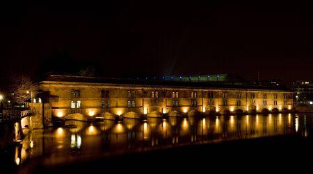 Barrage Vauban, Strasbourg, Alsace, France Stock Photo - 16771631