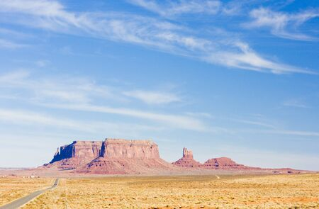 Monument Valley National Park, Utah, Arizona, USA Stock Photo - 17174144