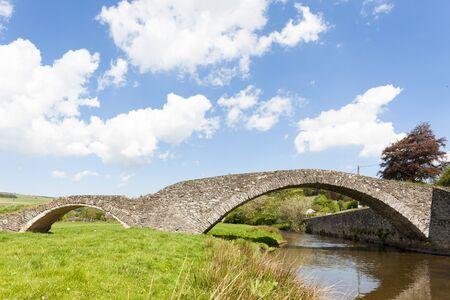 bridge near Stow, Scottish Borders, Scotland Stock Photo - 17174344