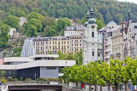 vary: Karlovy Vary (Carlsbad), Czech Republic