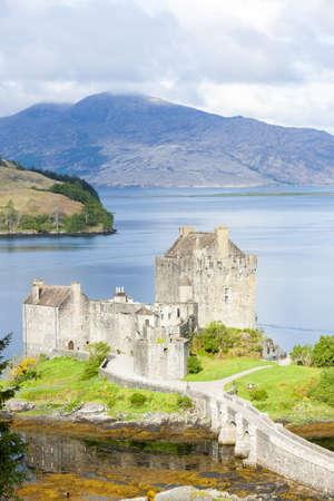 Eilean Donan Castle, Loch Duich, Scotland Stock Photo - 17356448