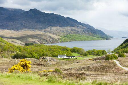 Loch Maree, Highlands, Scotland Stock Photo - 17362349