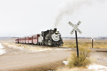 narrow gauge railroad: Cumbres and Toltec Narrow Gauge Railroad, Colorado, USA