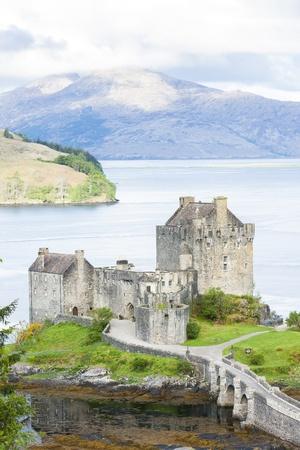 Eilean Donan Castle, Loch Duich, Scotland Stock Photo - 18114101