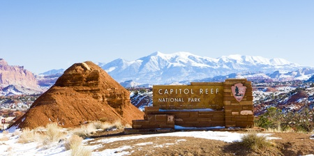 the silence of the world: Capitol Reef National Park, Utah, USA