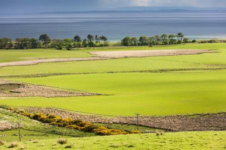 the silence of the world: landscape near Crackaig, Highlands, Scotland