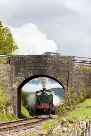 steam train, Strathspey Railway, Highlands, Scotland Stock Photo - 20431284