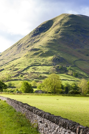 landscape of Lake District, Cumbria, England Stock Photo - 20862369