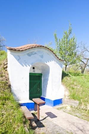 wine cellar, Petrov - Plze, Czech Republic