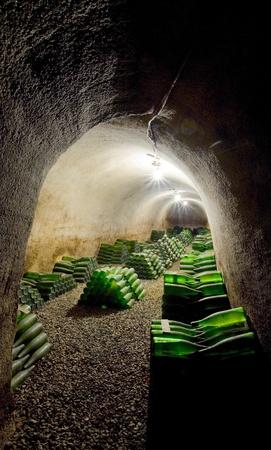 znojmo region: wine archive, Hort Winery, Znojmo - Dobsice, Czech Republic Editorial