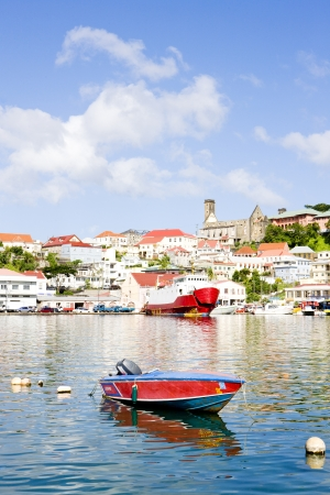 georges: St. Georges, Grenada Stock Photo