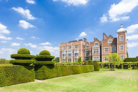 tudor: Hatfield House, Hertfordshire, England