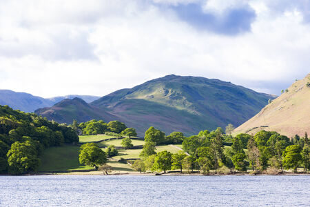Ullswater, Lake District, Cumbria, England Stock Photo - 24164229