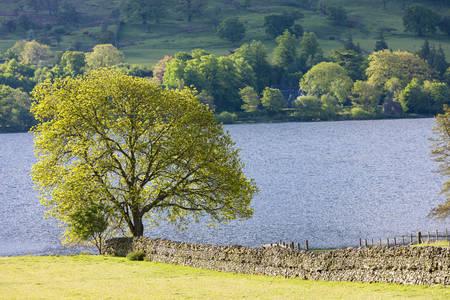 Ullswater, Lake District, Cumbria, England Stock Photo - 24165815