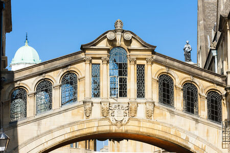 The Bridge of Sighs, Oxford, Oxfordshire, England photo