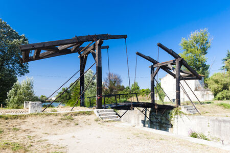 arles: Vincent van Gogh bridge near Arles, Provence, France