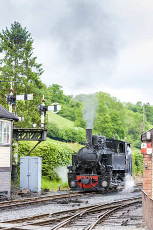 signalling device: Welshpool and Llanfair Light Railway, Wales