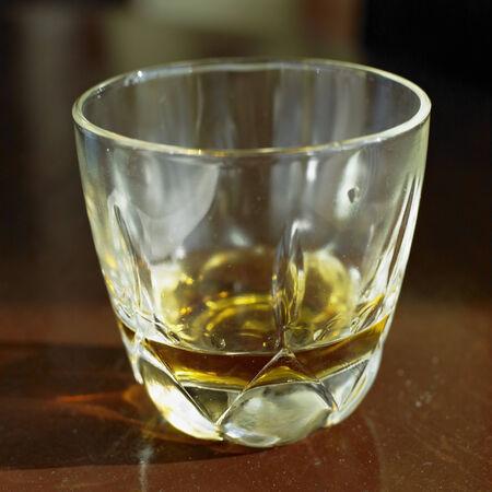 rhum: glass of Havana Club (7 years old), Havana, Cuba