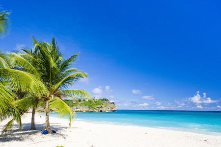 Foulspiel Bay, Barbados, Caribbean  Standard-Bild
