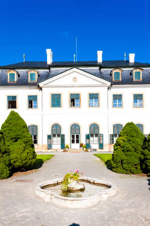 na: Namest na Hane Palace, Czech Republic Editorial