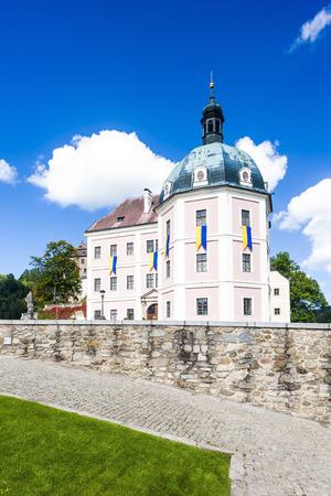 nad': castle Becov nad Teplou, Czech Republic