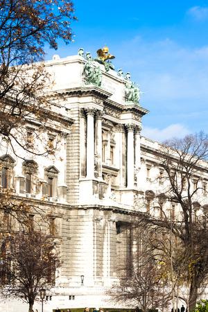hofburg: Hofburg Palace, Vienna, Austria Editorial