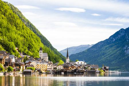 upper austria: Hallstatt, Upper Austria, Austria